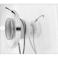 Магнит для штор Acea Houles Plexiglass & Brushed Nickel 60184-50