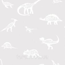 Dino Dictionary Grey