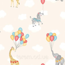 Animal Balloons Neutral