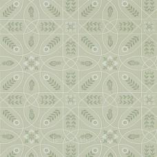 Brophy Trellis Sage Linen