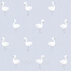 Flamingo Light Blue