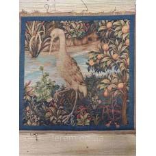 Гобеленовая картина Art de Lys Heron  50x50  без подкладки