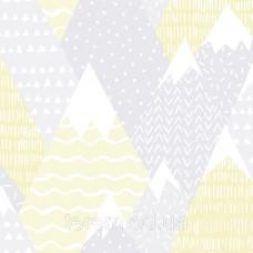 Mountains Yellow