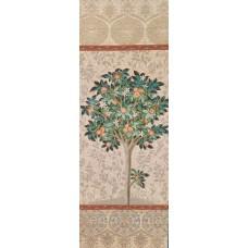 Гобеленовая картина Art de lys Natural orange tree 187x75 8449 без подкладки
