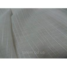 Тюль с рисунком в полоску, 300 см, Турция