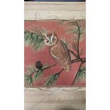 Гобеленовая картина Art de Lys Chouette rousse  50x50  без подкладки